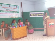 Awareness on Plastic Pollution-NSS