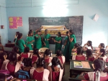 EXTENSION ACTIVITY-KALLANAI SCHOOL,TIRUNELVELI TOWN